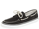Sperry Top-Sider - Bahama 2-Eye (Black) - Footwear