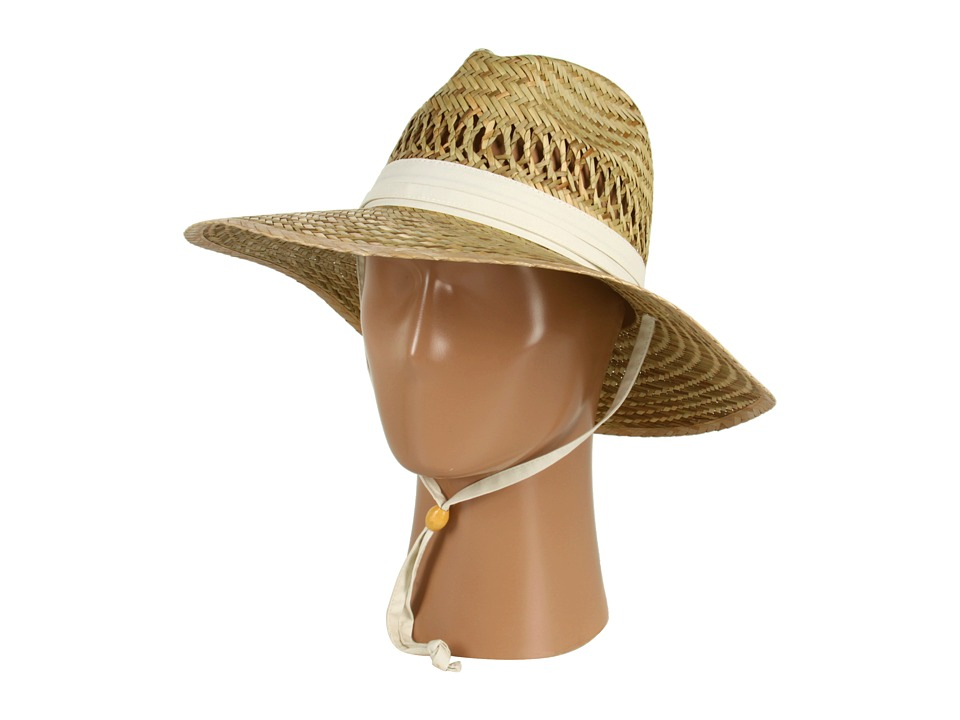 Columbia Wrangle Mountain Hat Straw/Natural Traditional Hats