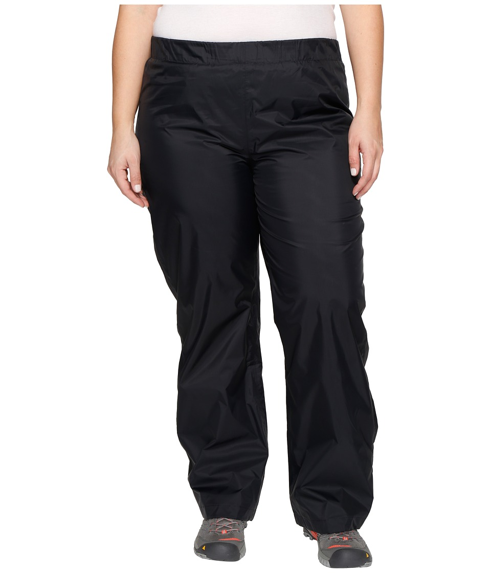 Columbia - Storm Surgetm Pant 1XL-3XL (Black) Womens Clothing