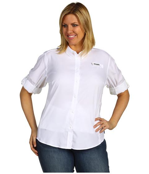 Columbia Plus Size Tamiami™ II L/S Shirt