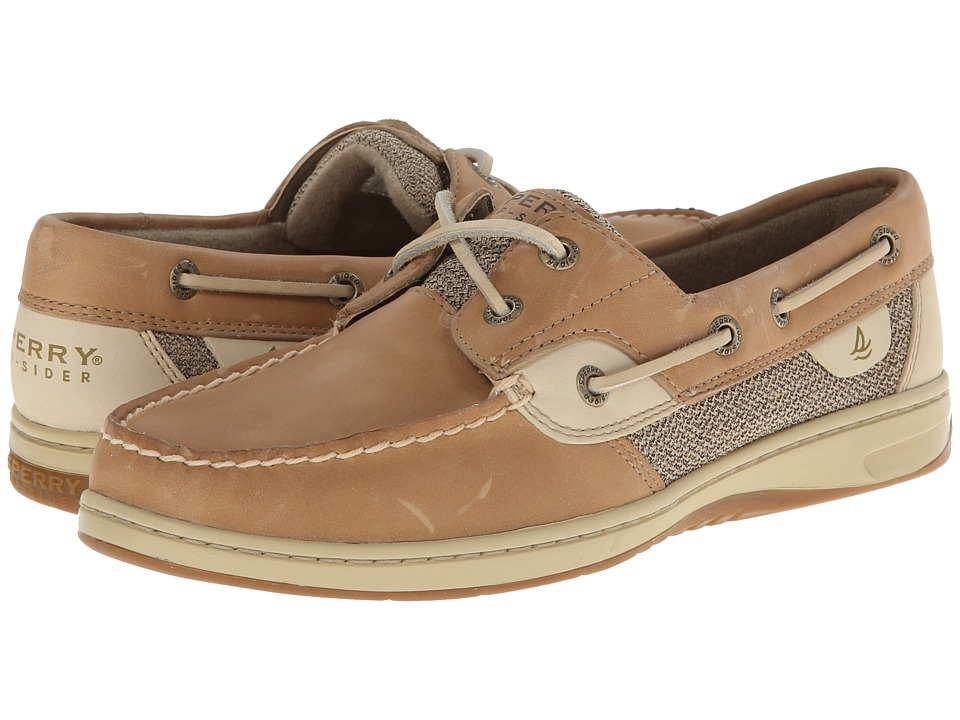 Sperry Top-Sider Bluefish 2-Eye (Linen/Oat) Women