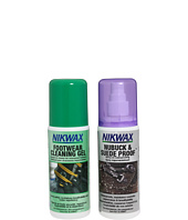 Nikwax - Nubuck & Suede Spray Twin Pack (125 ml)