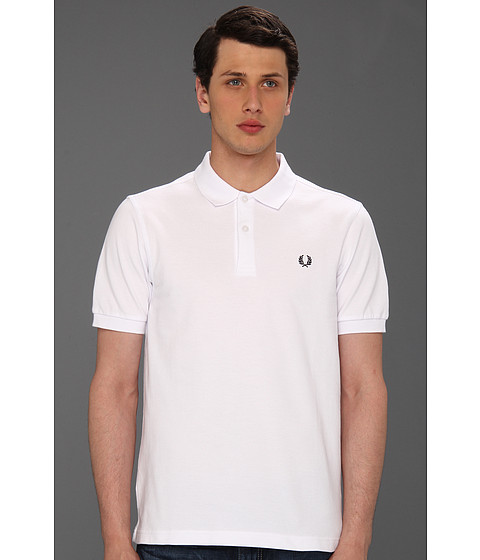 Fred Perry Slim Fit Solid Plain Polo
