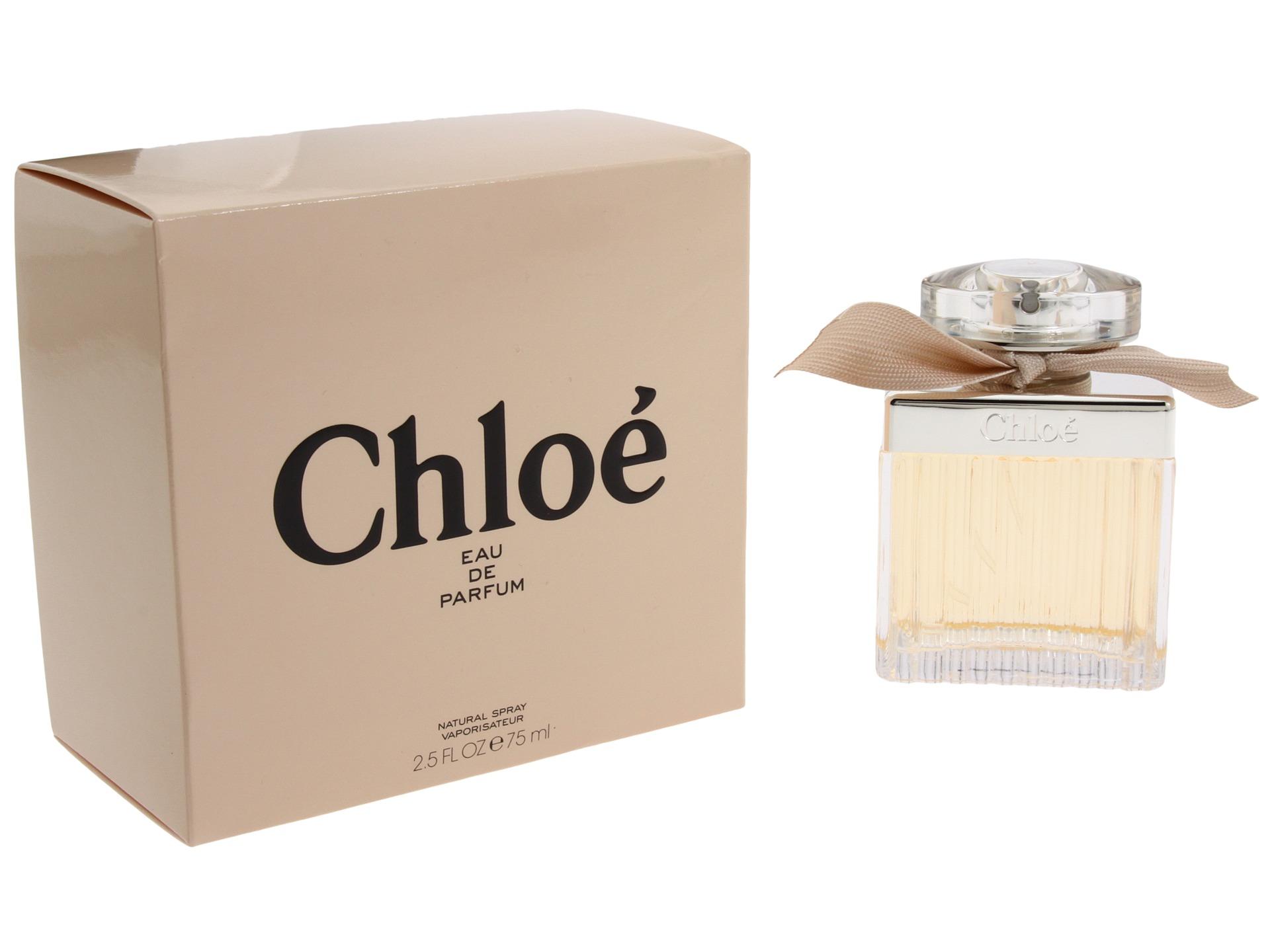 chloe chloe eau de parfum spray 2 5 oz shipped free at
