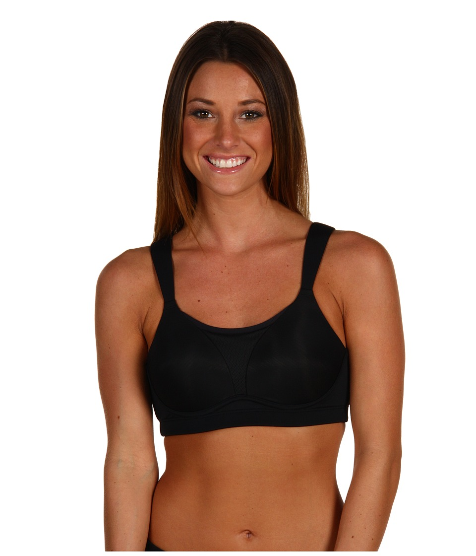 Moving Comfort Luna Black Womens Bra