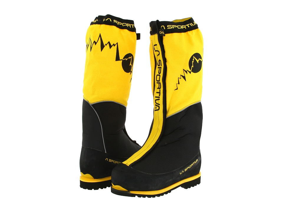 La Sportiva - Olympus Mons EVO (Yellow/Black) Mens Shoes