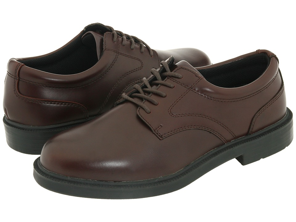 Deer Stags - Times (Brown) Mens Dress Flat Shoes