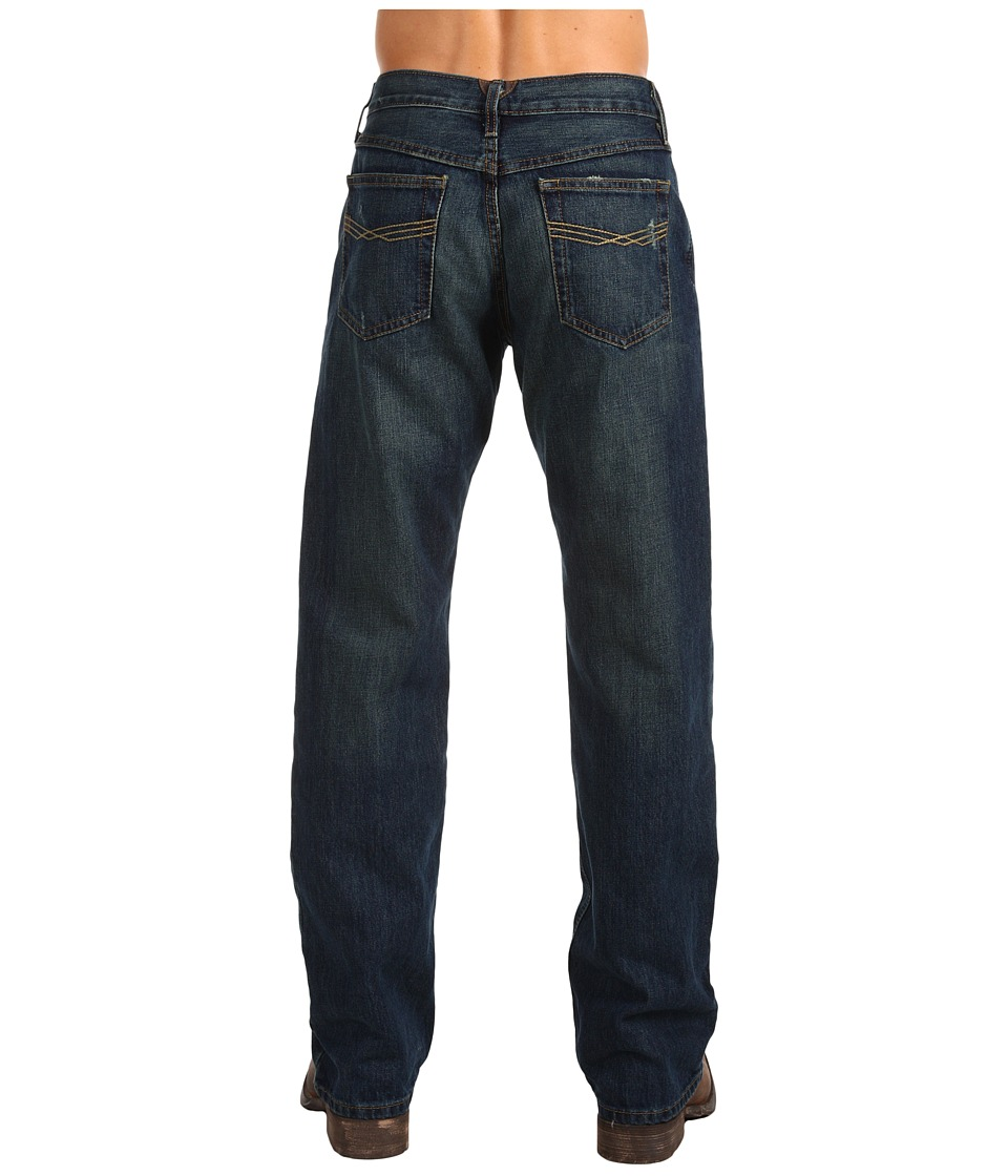 Ariat M4 Low Rise Boot Cut Tabac Mens Jeans