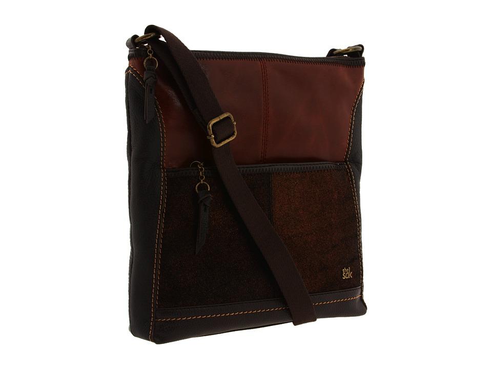 The Sak - Iris Crossbody (Teak Multi) Cross Body Handbags