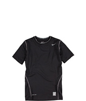 Nike Kids - Pro Combat Core Compression S/S Top (Big Kids)