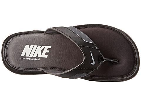 nike comfort flip flops men