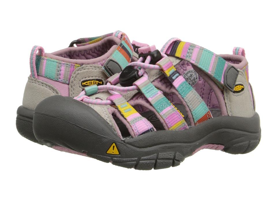 Keen Kids Newport H2 (Toddler/Little Kid) (Raya Lilac Sachet) Girls Shoes