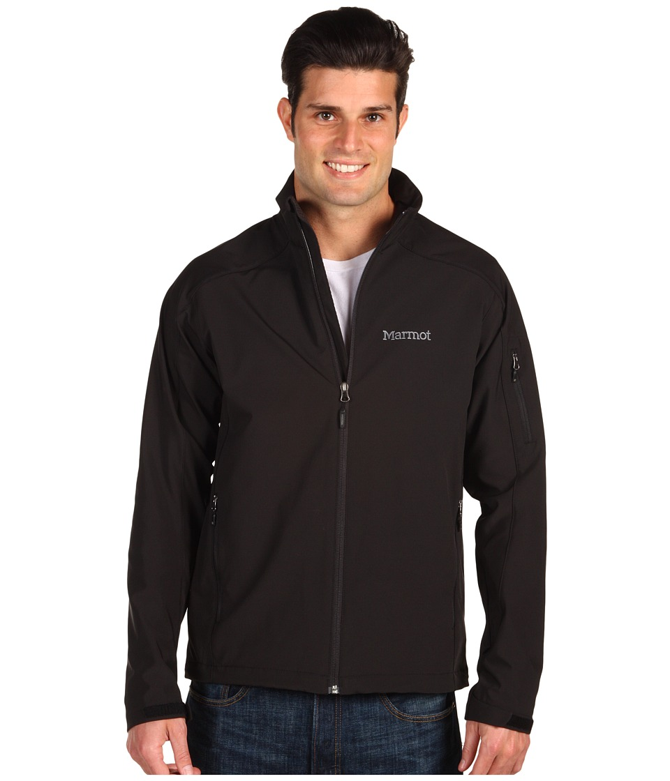 Marmot Approach Jacket Black Mens Coat