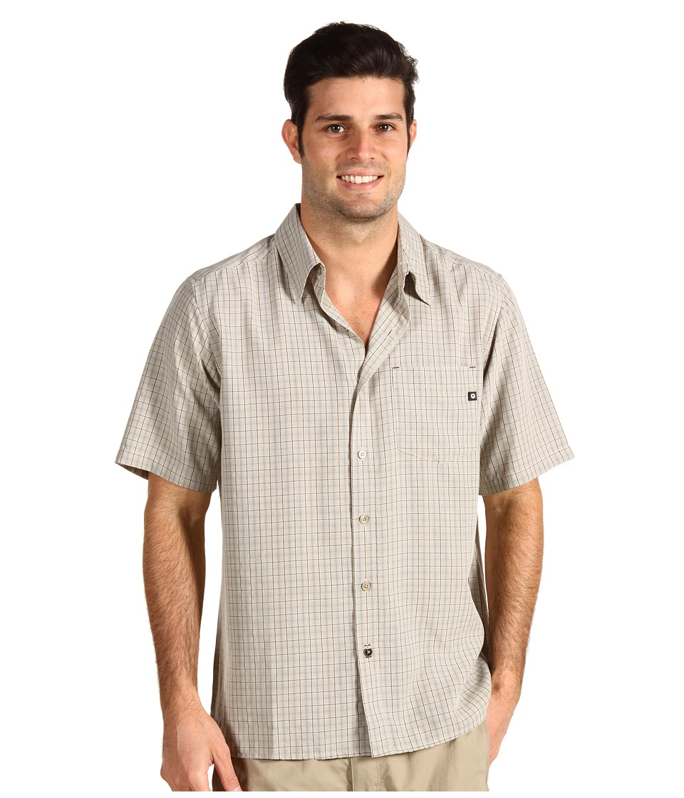 Marmot Eldridge S/S Moonstruck Mens Short Sleeve Button Up