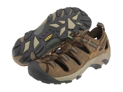 Keen ARROYO II - Walking shoes - slate black/bronze green iGoZjvn6w