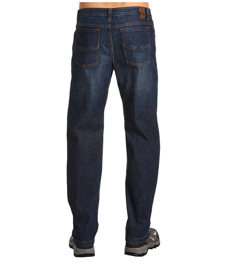 Prana - Axiom Jean (Antique Stone Wash) Mens Jeans