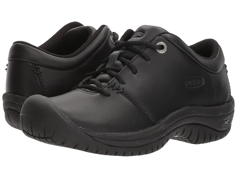 Keen Utility - PTC Oxford (Black) Women's Industrial Shoes