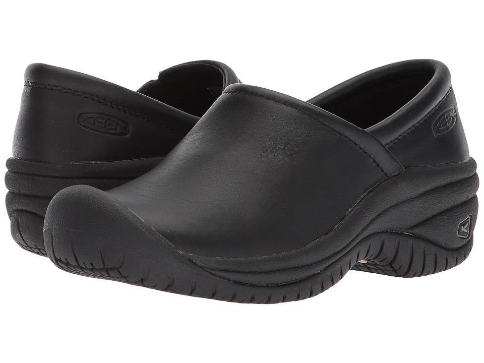 Keen Utility PTC Slip-On II (Black) Women's