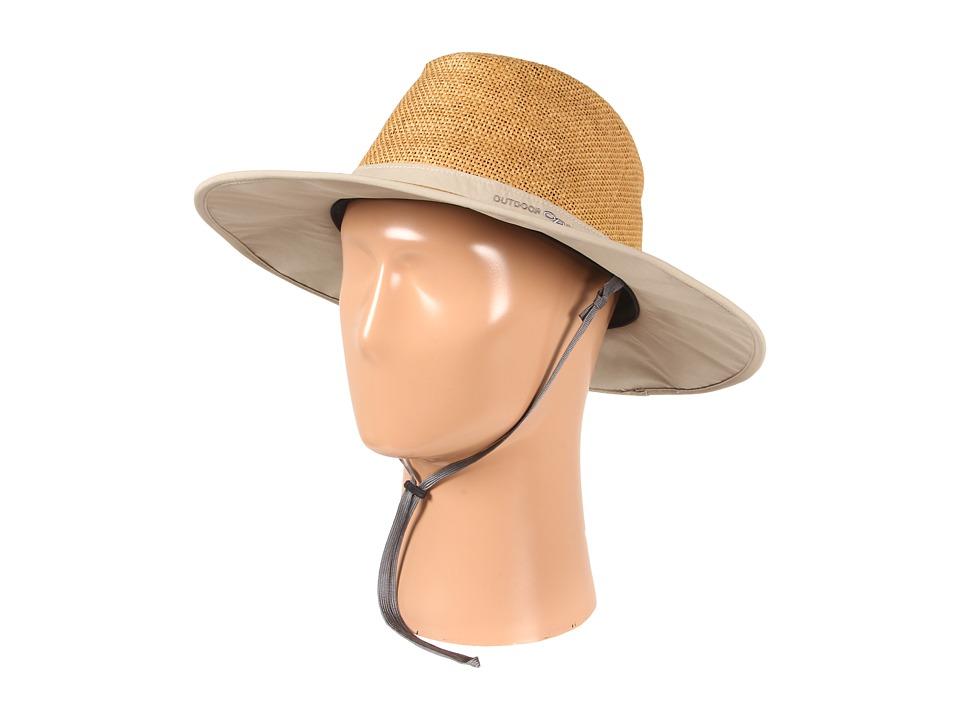 Outdoor Research - Papyrus Brim Hat (Khaki) Safari Hats