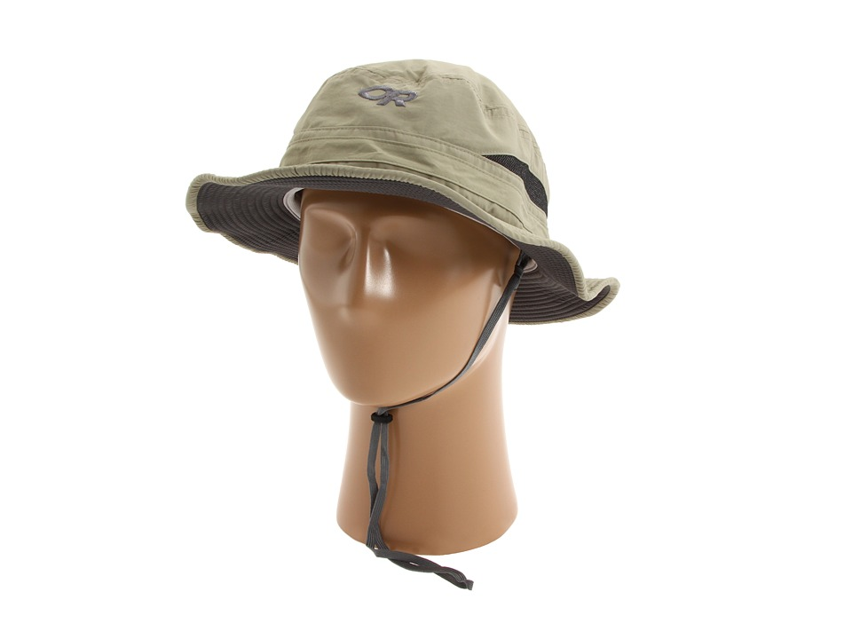 Outdoor Research Sentinel Brim Hat Khaki Caps