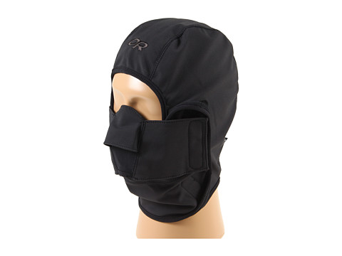 Outdoor Research WINDSTOPPER Gorilla Balaclava - Black