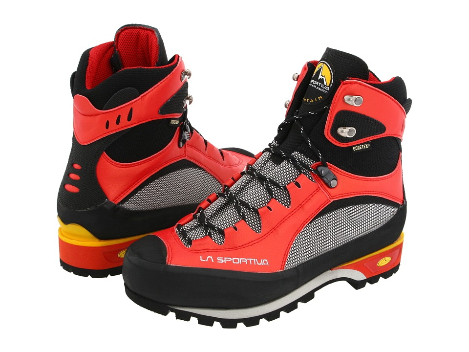 La Sportiva Trango S EVO GTX Red Mens Hiking Boots