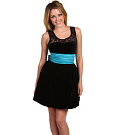 Betsey Johnson - Evening Oval Portrait Dress