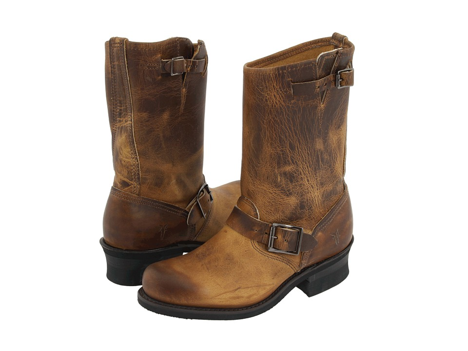 Frye - Engineer 12R (Dark Brown) Womens Boots