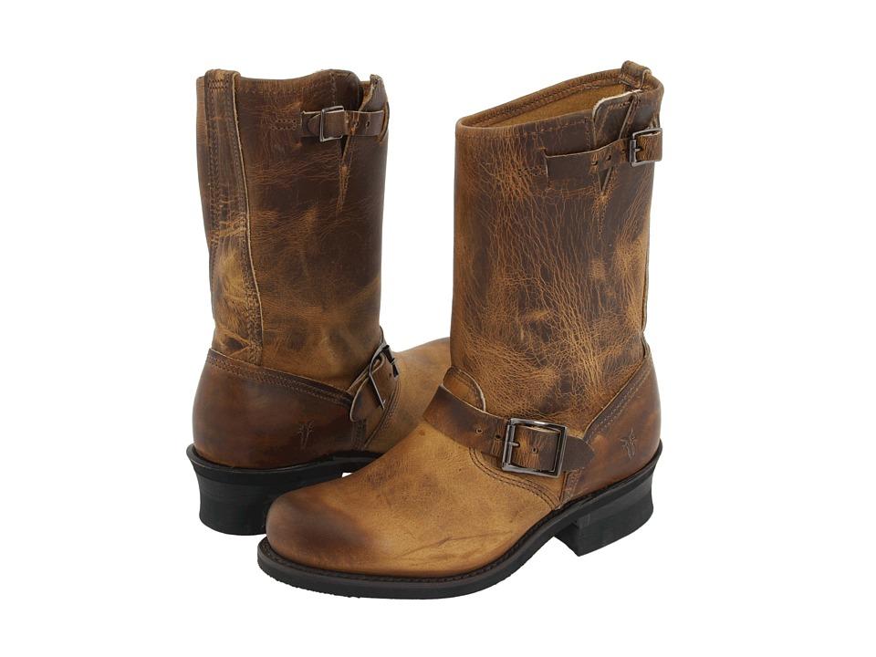 Frye Engineer 12R W (Dark Brown) Women's Boots