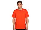 Nike Legend Dri-FIT Poly S/S Crew Top (Team Orange) Men's Short Sleeve Pullover
