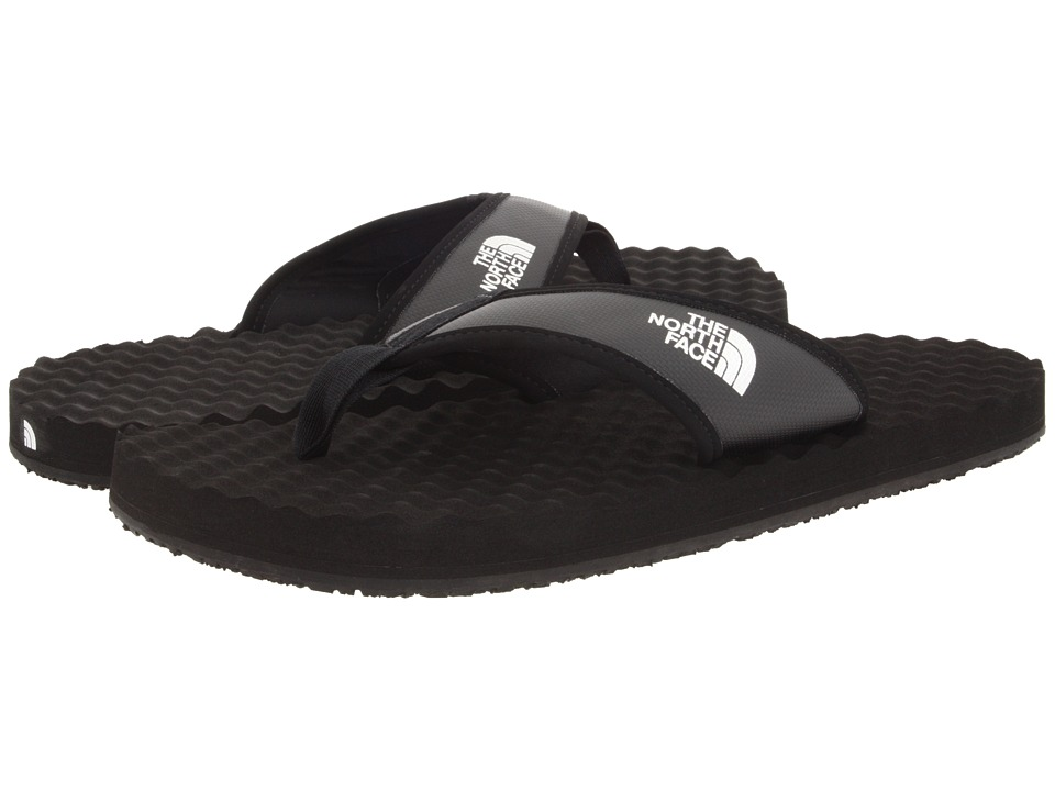 The North Face Base Camp Flip-Flop (Black/Black) Men
