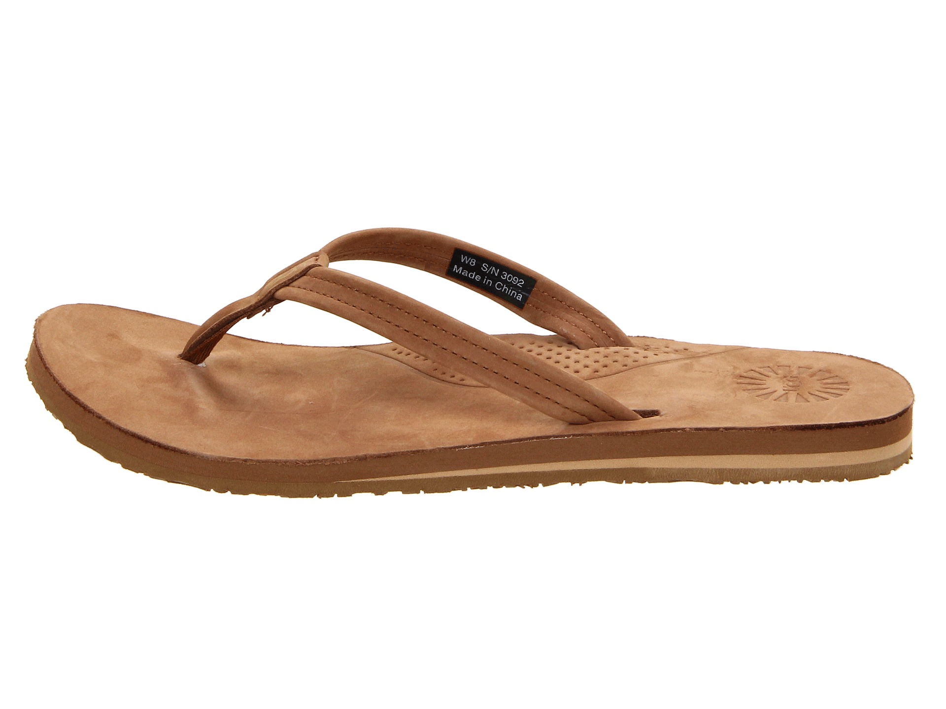 zappos ugg flip flops. Black Bedroom Furniture Sets. Home Design Ideas