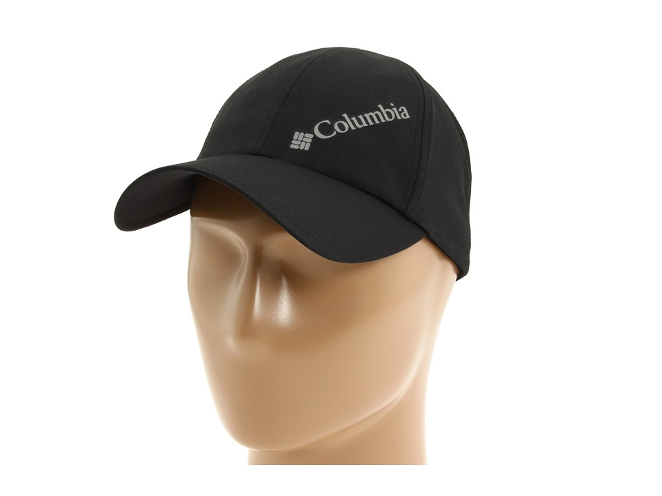 Columbia Silver Ridge Ball Cap II Black Baseball Caps