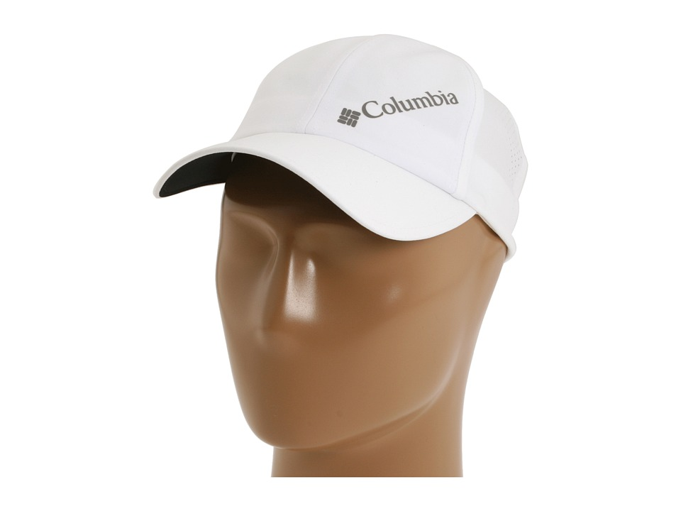Columbia Silver Ridge Ball Cap II White Baseball Caps