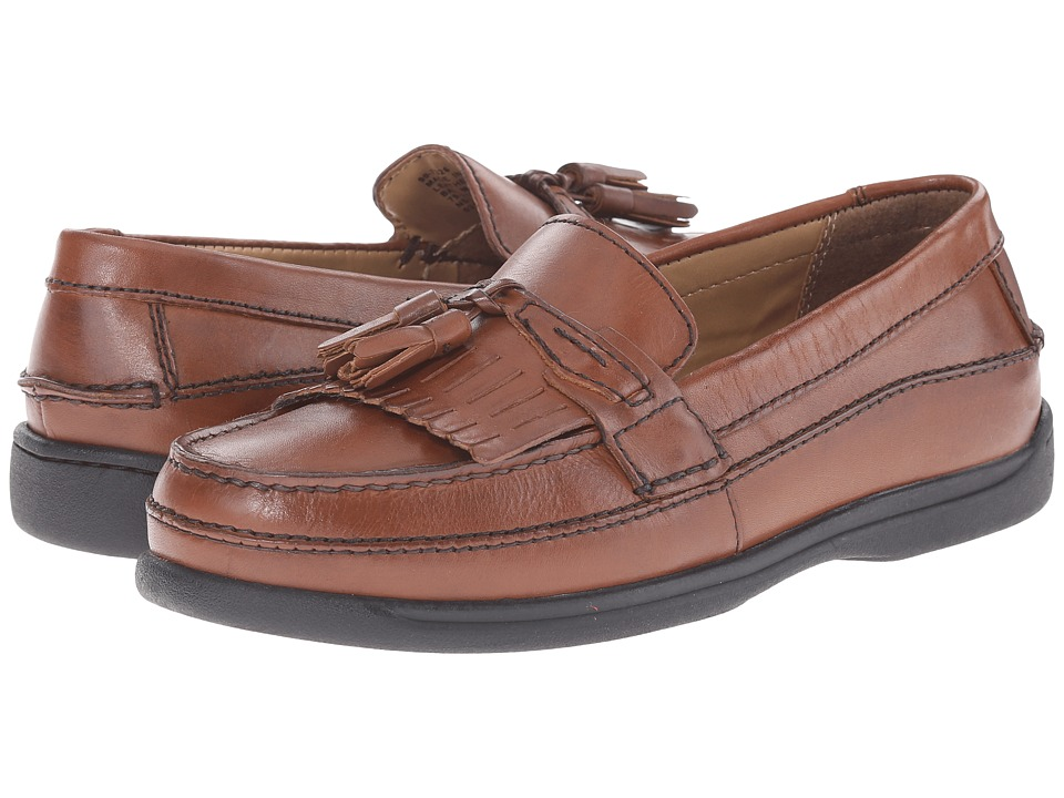 Dockers - Sinclair Kiltey Tassel Loafer (Antique Brown) Mens Slip-on Dress Shoes