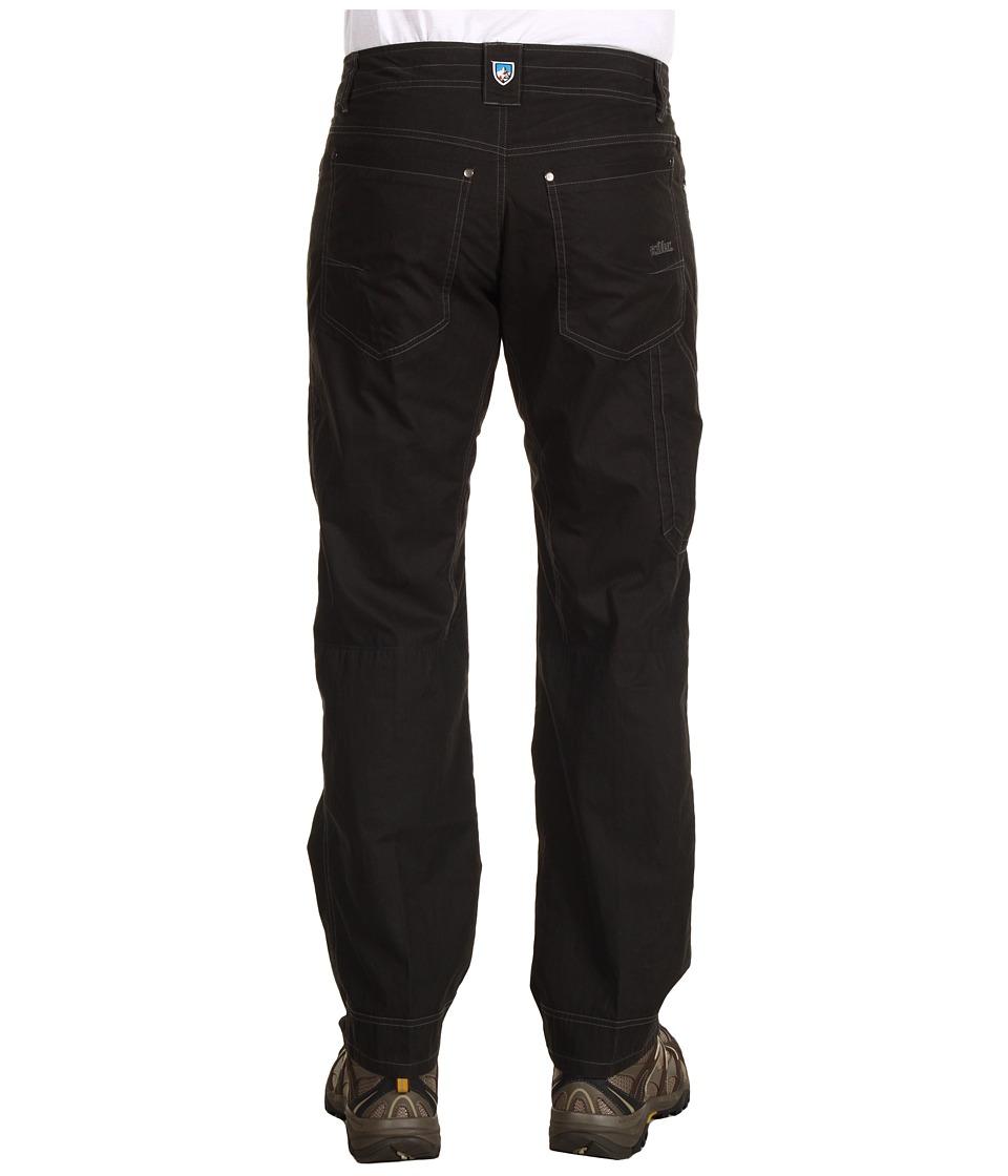 Kuhl Revolvr Pant Black Mens Clothing