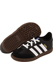 adidas Originals Kids - Samba® Leather (Infant/Toddler)