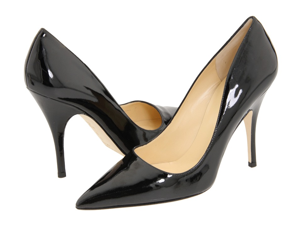 Kate Spade New York Licorice (Black Patent) High Heel Shoes
