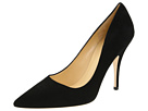 Kate Spade New York - Licorice (Black Suede) - Footwear