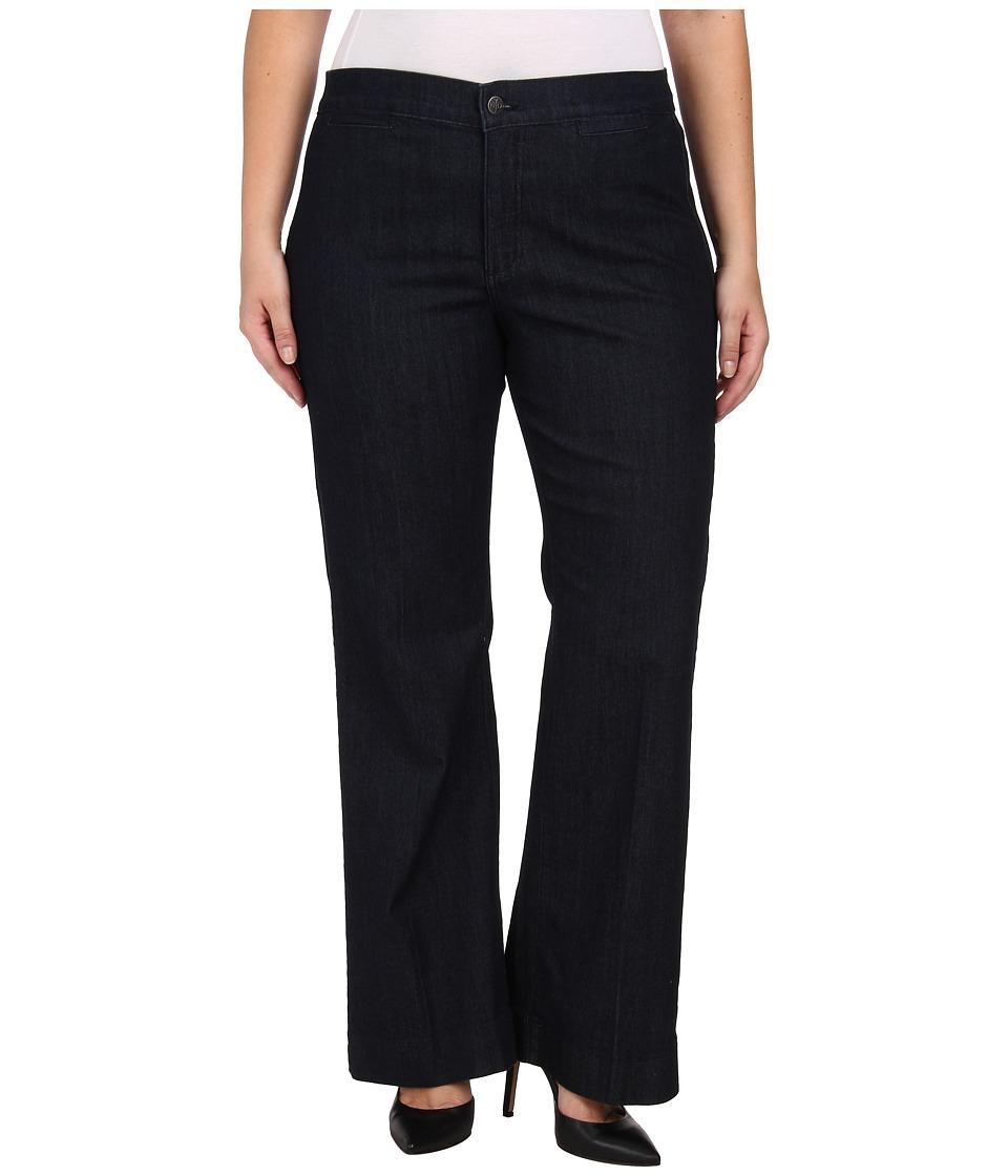 NYDJ Plus Size Plus Size Michelle Trouser Premium Lightweight Denim Premium Lightweight Denim Womens Jeans
