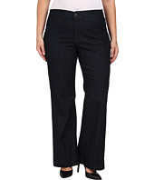 NYDJ Plus Size - Plus Size Michelle Trouser Premium Lightweight Denim