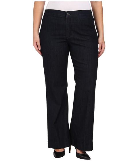 NYDJ Plus Size - Plus Size Michelle Trouser Premium Lightweight Denim (Premium Lightweight Denim) - Apparel