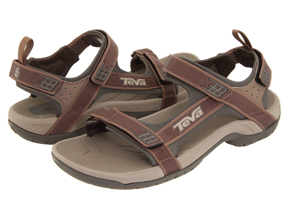 Teva - Tanza (Brown) Men