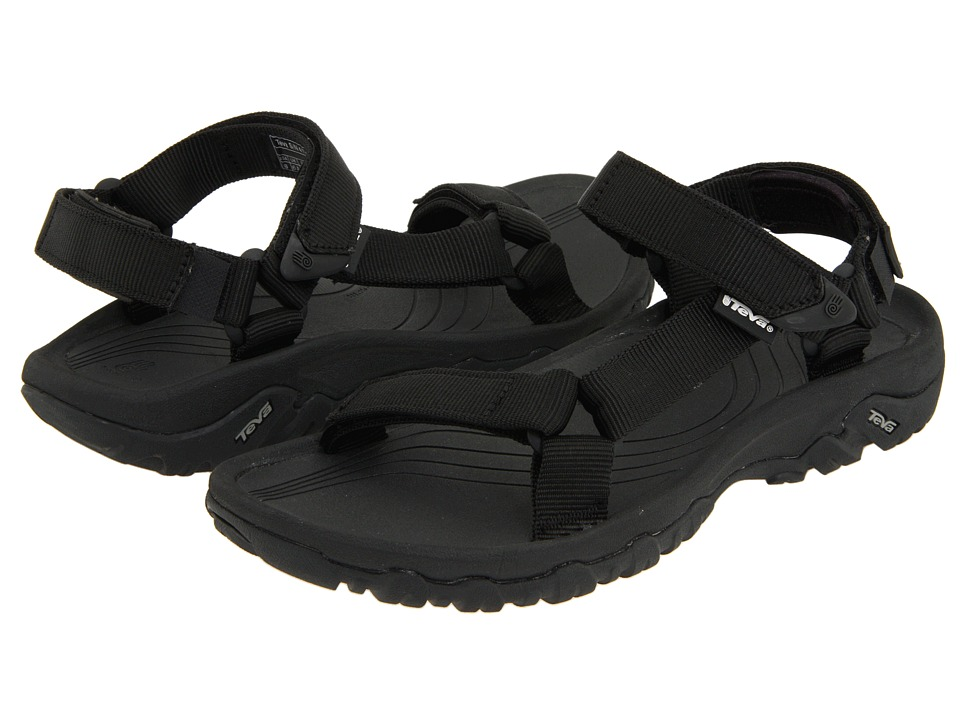Teva Hurricane XLT (Black) Sandals