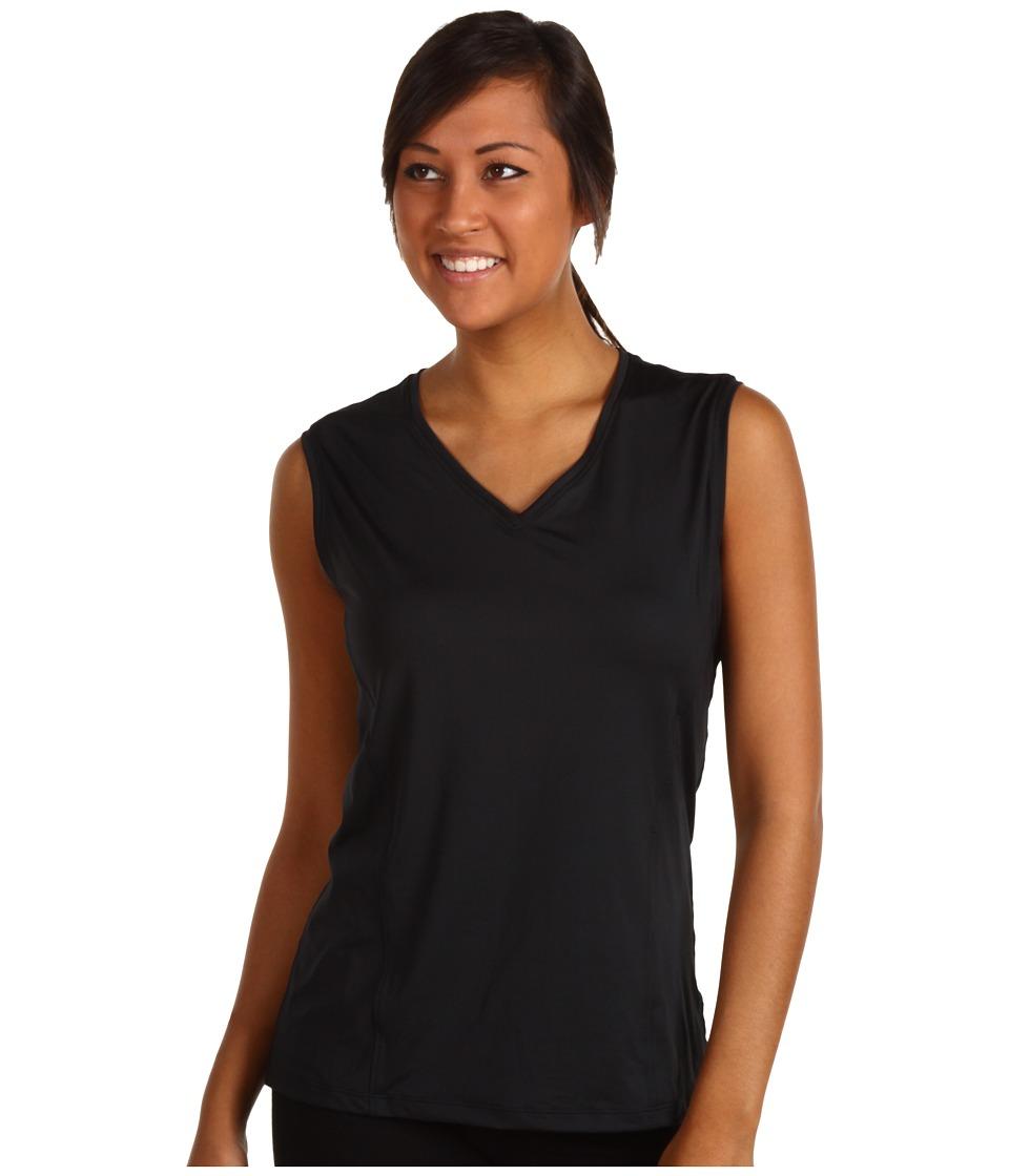 Skirt Sports Free Me Tank Black Womens Sleeveless