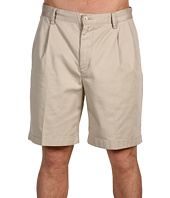 Nautica - True Khaki Double-Pleat Short