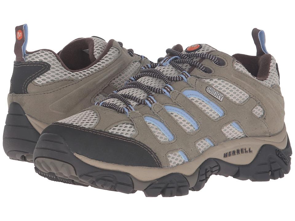 Merrell Moab Waterproof (Dusty Olive) Women's Shoes