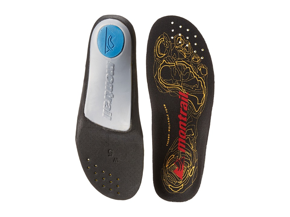 Montrail Enduro Sole Black Insoles Accessories Shoes