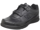 New Balance WW577 Hook and Loop Black Shoes