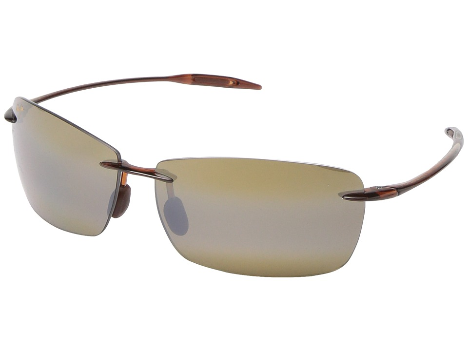 Maui Jim Lighthouse (Rootbeer/HCL Bronze) Sport Sunglasses